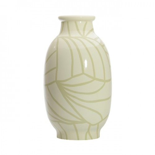 Desert Palm Decorative Floor Vase